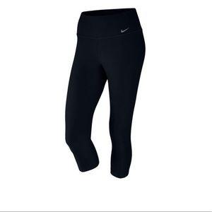 Nike black dri fit Capri Length Leggings